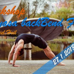 // backBend Workshop am 27.1.2018 //