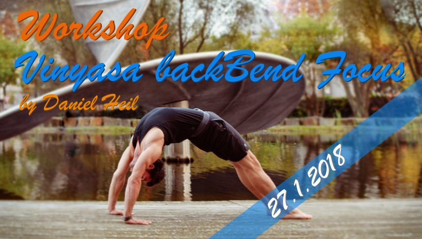//Workshop Januar – Backbend mit Daniel Heil//